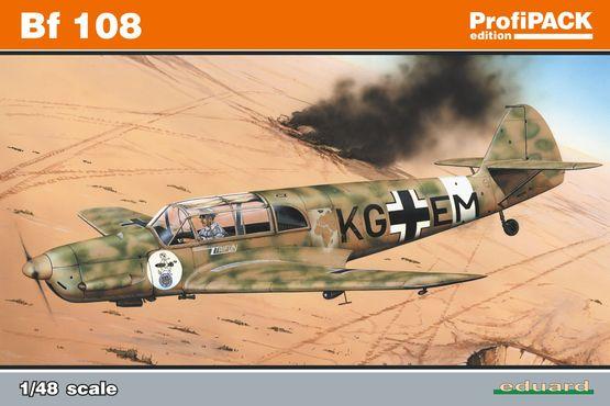 Maqueta Bf-108 de Eduard