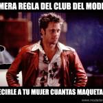 Las 8 reglas del Club del Modelismo
