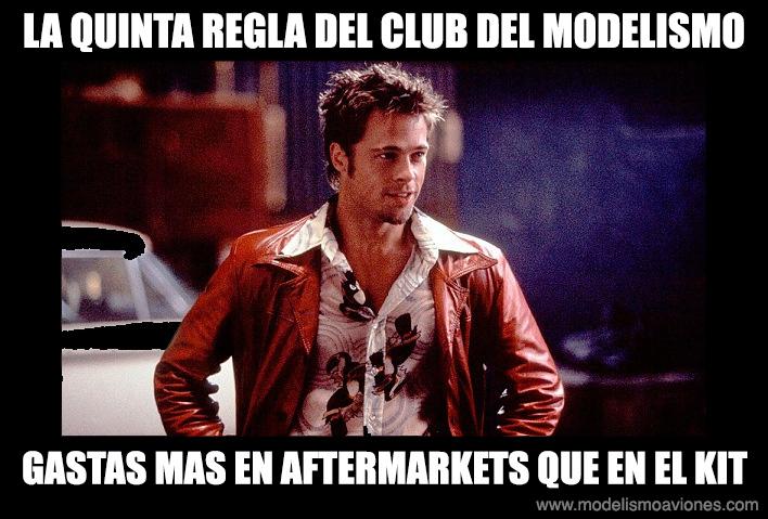Quinta regla del Club del Modelismo