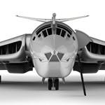 Primeras fotos del nuevo Handley Page Victor B.2 de Airfix